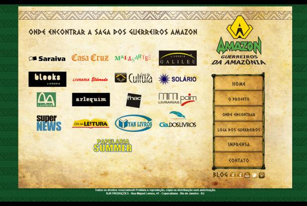 AMAZON - Guerreiros da Amazônia (2)