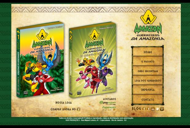 AMAZON - Guerreiros da Amazônia (3)