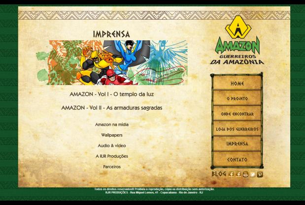 AMAZON - Guerreiros da Amazônia (4)