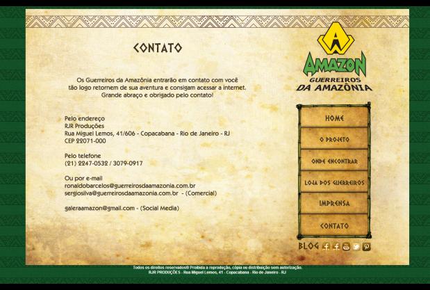 AMAZON - Guerreiros da Amazônia (5)