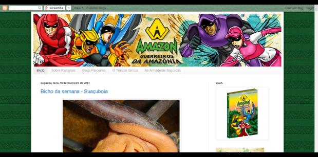 Galera Amazon - O blog dos Guerreiros Amazon (1)